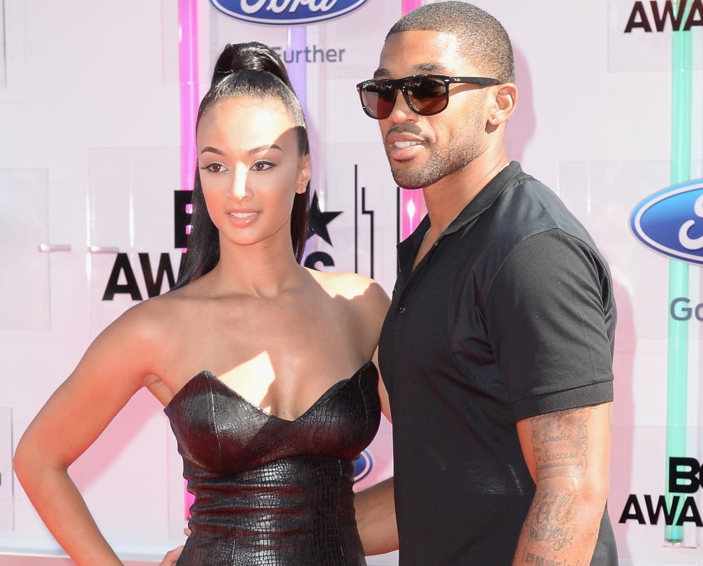 Draya Michele and Orlando Scandrick