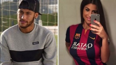 Elizabeth Martinez and Neymar