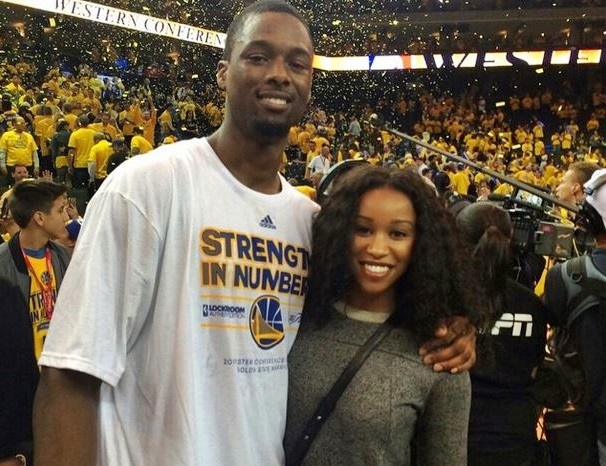 Harrison-Barnes-girlfriend-Brittany-Johnson