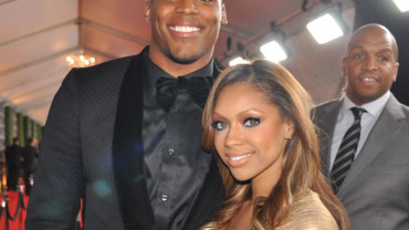 Hazel and Cam Newton